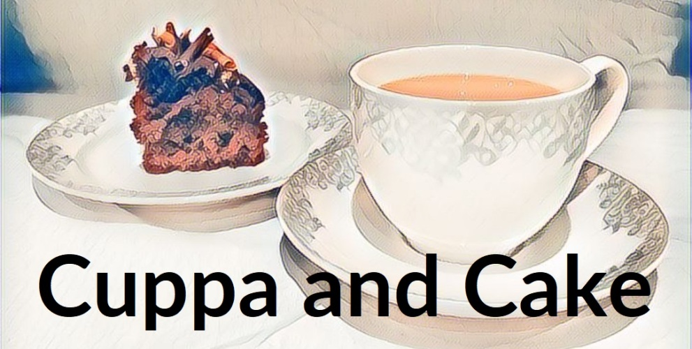 Image result for cuppa and cake